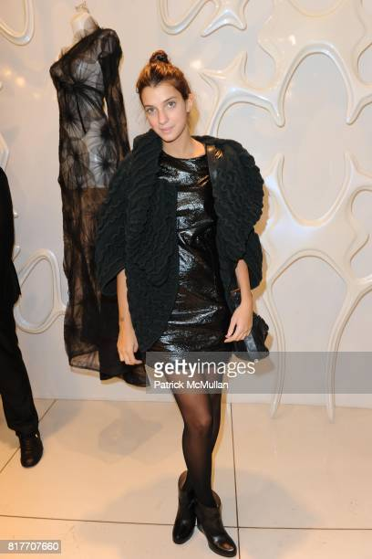 Beatrice attends Carlos Miele and Vogue Italia Celebrate Limited Edition of TShirts Designed by Lapo Elkann and Bianca Brandolini CONTACT SIPA PRESS...