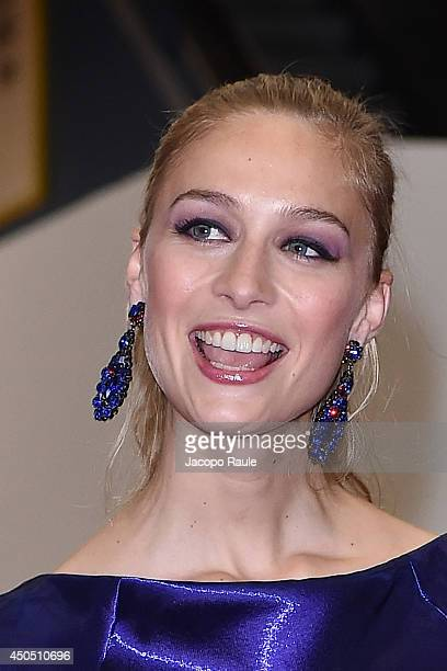 Beatrice Borromeo attends the Convivio 2014 on June 12 2014 in Milan Italy