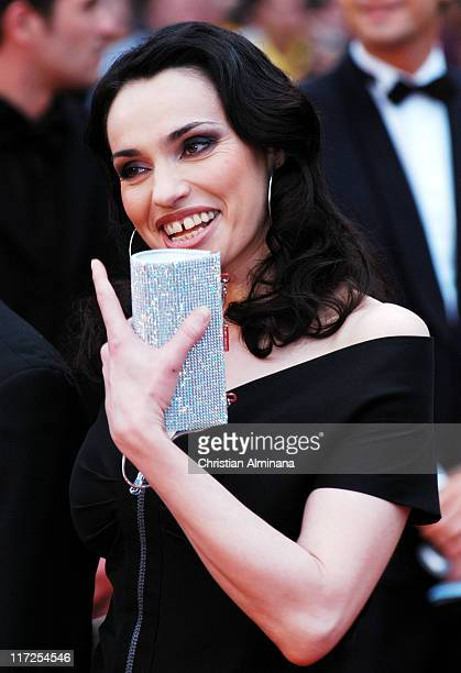 Beatrice Dalle during 2004 Cannes Film Festival De Lovely Premiere