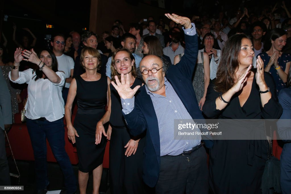 10th Angouleme French-Speaking Film Festival : Closing Ceremony