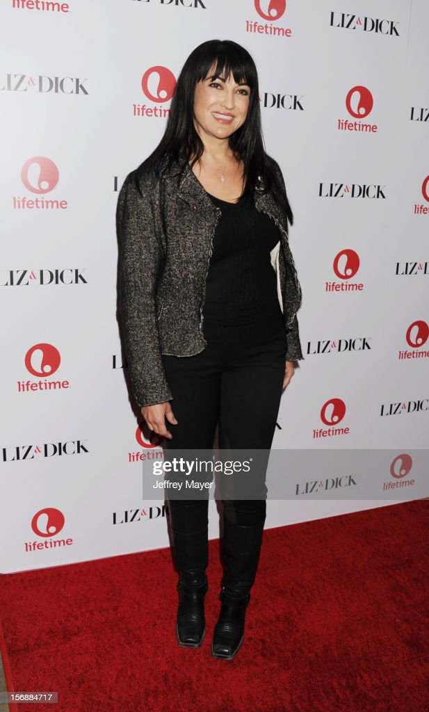 Beatrice de Alba arrives at the 'Liz & Dick' - Los Angeles Premiere at the Beverly Hills Hotel on November 20, 2012 in Beverly Hills, California.