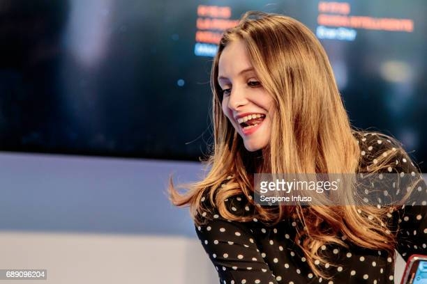 Beatrice Vendramin attends Wired Next Fest 2017 at Giardini Indro Montanelli on May 27 2017 in Milan Italy