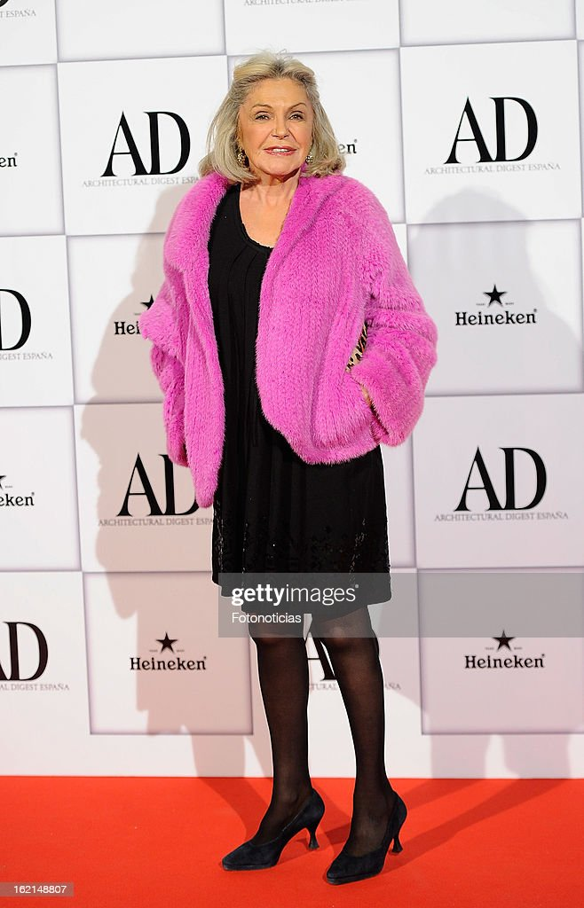 Beatriz de Orleans attends AD Awards 2013 at the Casino de Madrid on February 19, 2013 in Madrid, Spain.