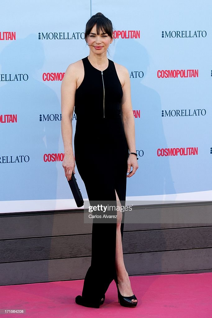 Beatriz Montanez attends the 'Cosmopolitan Fragance Awards' 2013 at the Circulo de Bellas Artes on June 26, 2013 in Madrid, Spain.