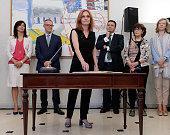Beatriz Navas Presented As New General Director of  ICAA