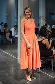 Celebrities Attend Pilar Dalbat Fashion Show - Mercedes...