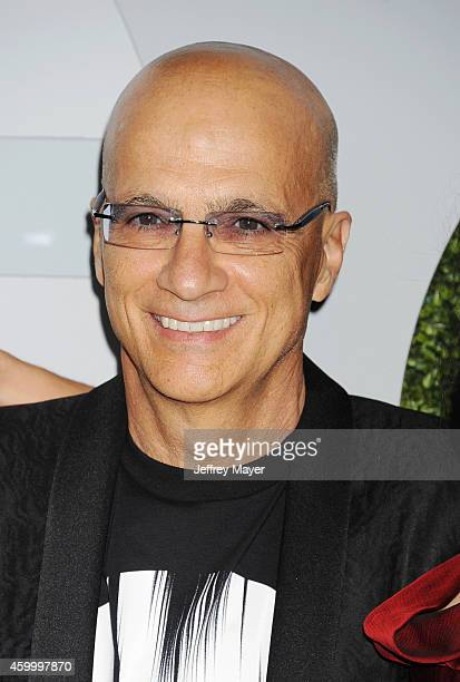 Beats cofounder Jimmy Iovine arrives at the 2014 GQ Men Of The Year Party at Chateau Marmont on December 4 2014 in Los Angeles California