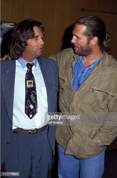 Beau Bridges Jeff Bridges during HBO's 'James Brady' Premiere in Los Angeles California United States