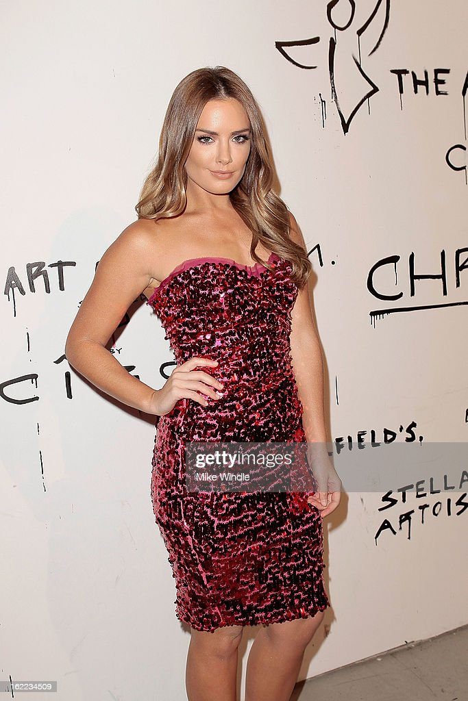 Beau Dunn attends The Art Of Elysium's 6th annual 'Pieces Of Heaven' powered by Ciroc Ultra Premium Vodka at Ace Museum on February 20, 2013 in Los Angeles, California.