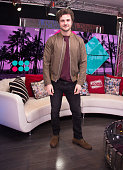 Beau Mirchoff Visits Young Hollywood Studio