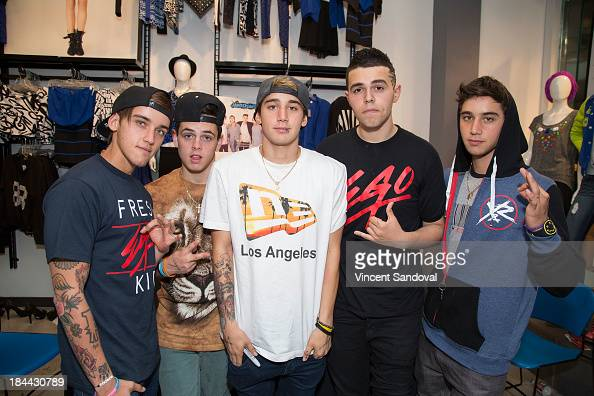 the janoskians meet and greet in california