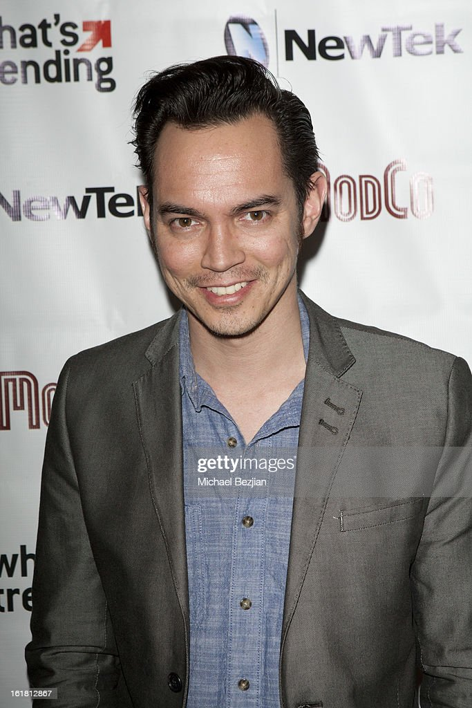 Beau Ryan attends The Future Of Online Television at What's Trending Studios on February 15, 2013 in Los Angeles, California.