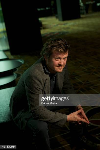 Beau Willimon American playwright screenwriter and creator of the awardwinning TV series House of Cards is photographed in Melbourne November 20 2013