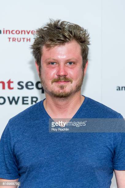 Beau Willimon attends 'An Inconvenient Sequel Truth To Power' New York screening at the Whitby Hotel on July 17 2017 in New York City