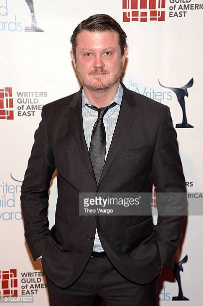 Beau Willimon attends the 68th Annual Writers Guild Awards at Edison Ballroom on February 13 2016 in New York City
