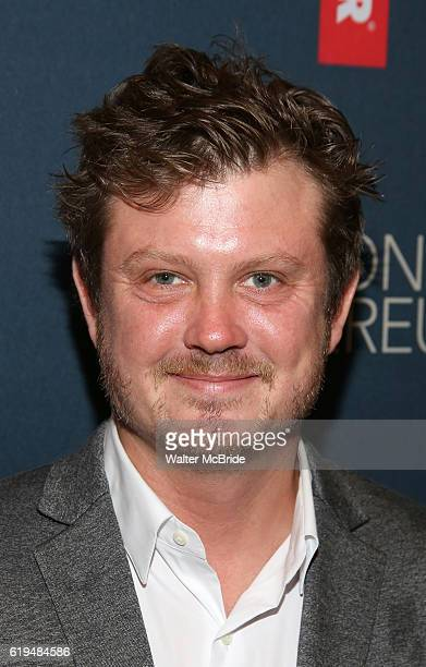 Beau Willimon attends the Broadway Opening Night Performance of 'Les Liaisons Dangereuses' at The Booth Theatre on October 30 2016 in New York City