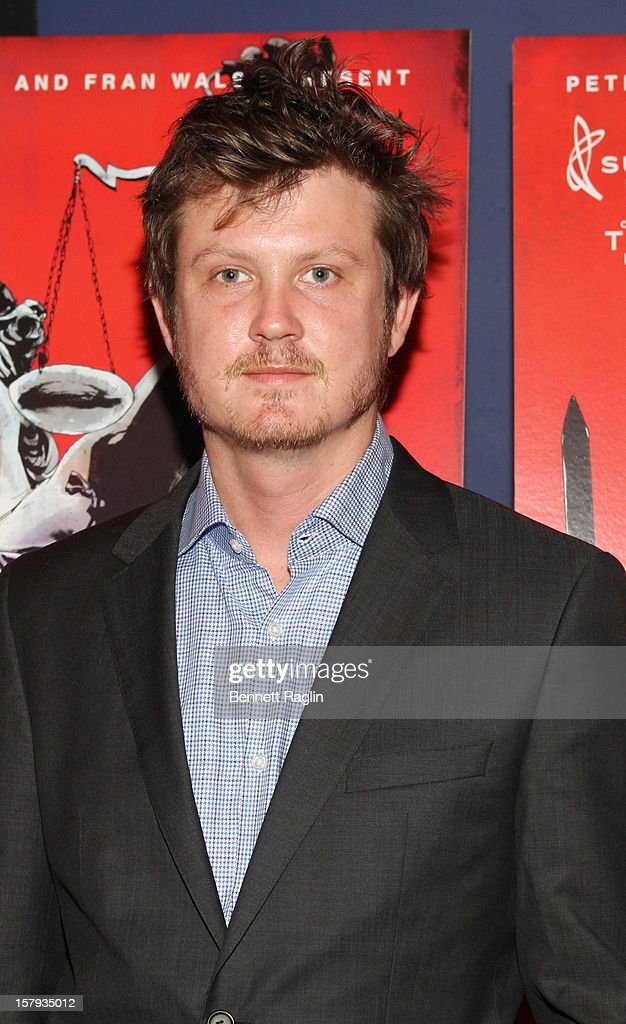 Beau Willimon attends the 'West Of Memphis' premiere at Florence Gould Hall on December 7, 2012 in New York City.