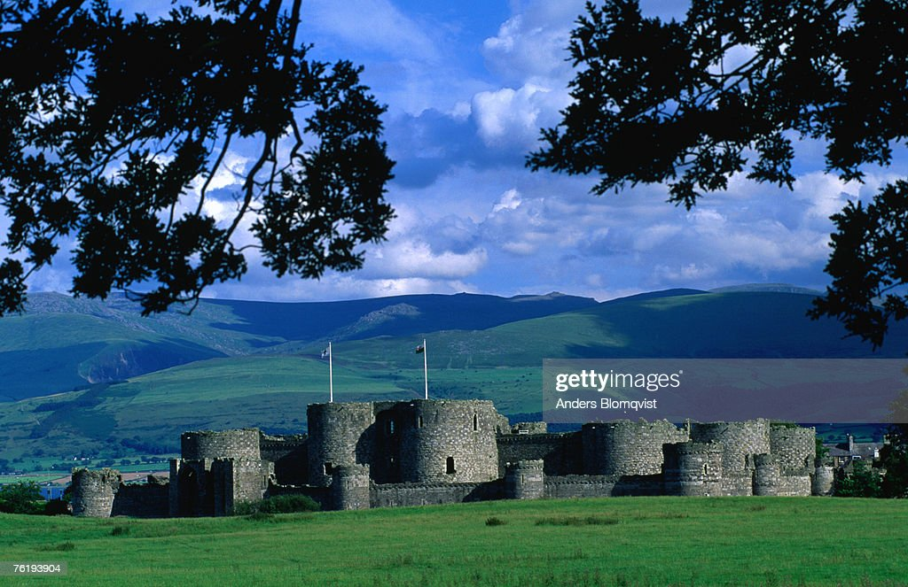 Beaumaris United Kingdom  city images : Beaumaris Castle Beaumaris Anglesey Wales United Kingdom Europe Stock ...
