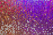 Beautiful abstract sparkles glitter background. Glittering sequins on the wall