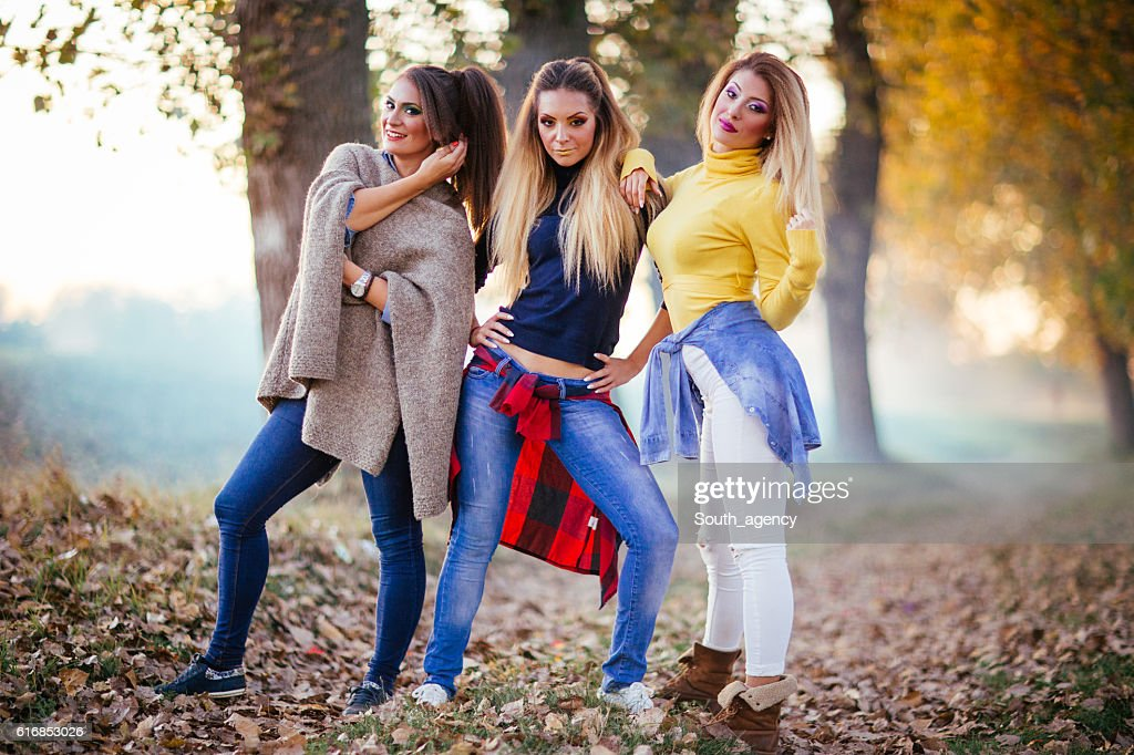 Beautiful autumn day : Stock Photo