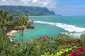 Beautiful Bay in Hawaii