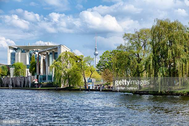 Beautiful Berlin - green government district
