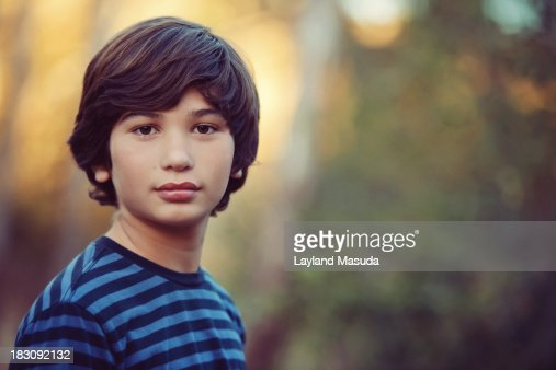 Beautiful Boy Picture Stock Photo Getty Images