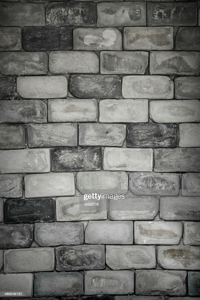Hermoso fondo de textura de pared de ladrillos : Foto de stock
