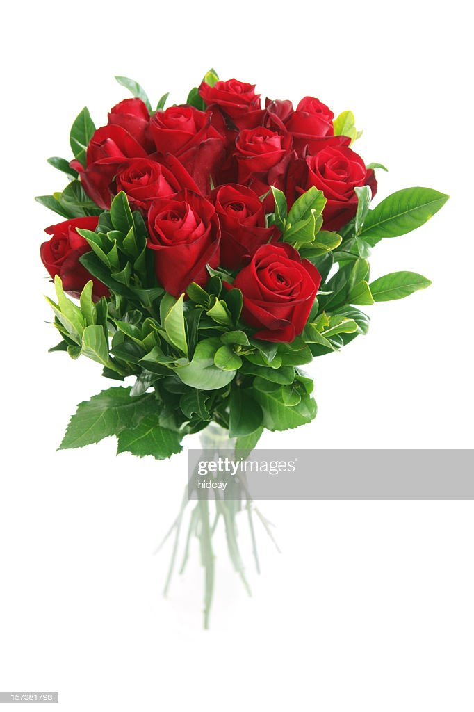 Beautiful Bunch of Roses : Stock Photo