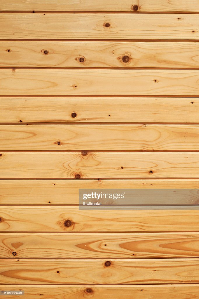 beautiful clean pine wooden plank background texture : Stock Photo