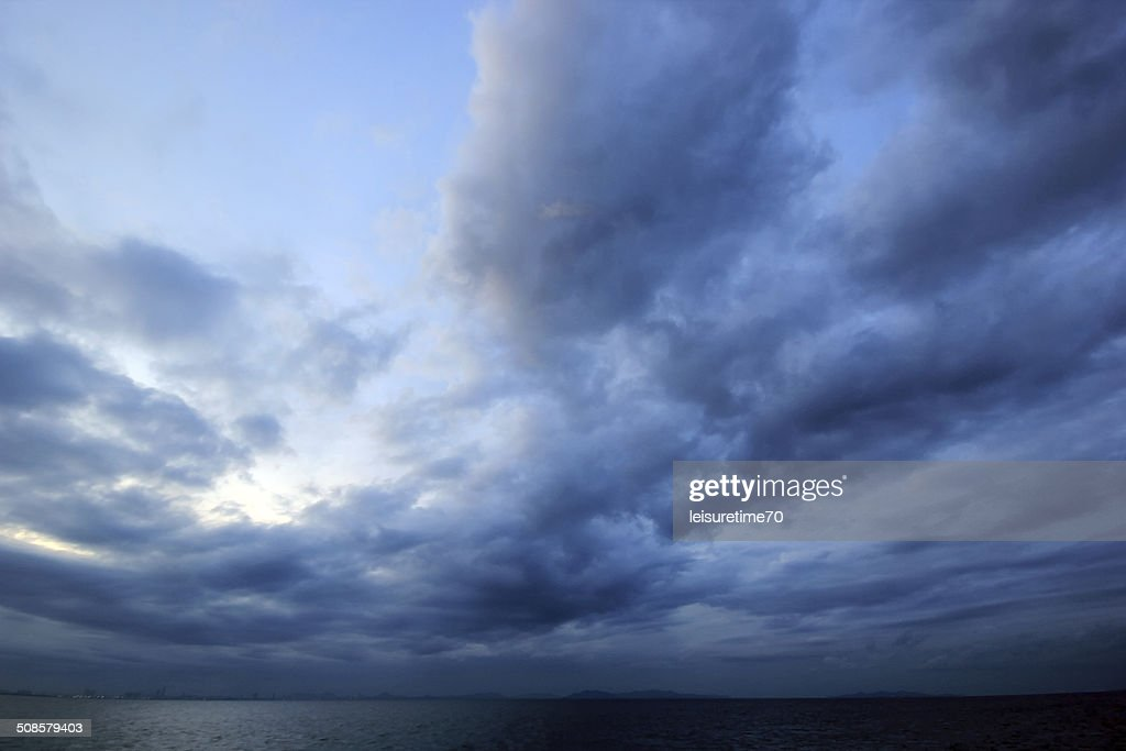 beautiful cloud : Stockfoto
