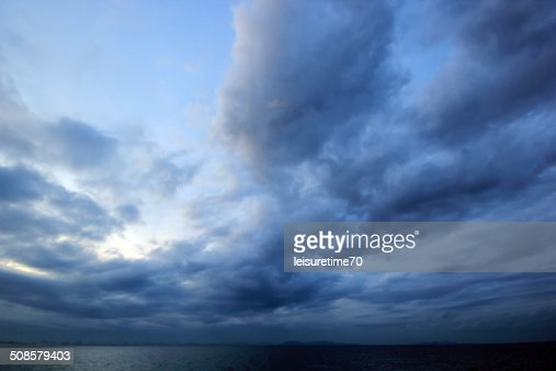 beautiful cloud : Stock Photo