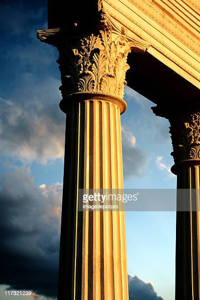 beautiful column