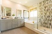Beautiful Custom Master Bathroom