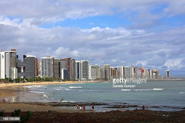 Beautiful day in Fortaleza