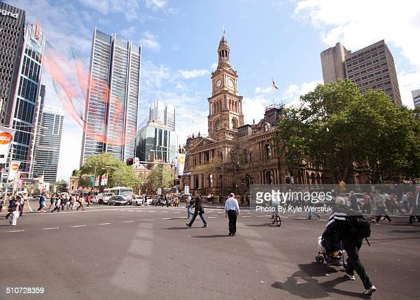 A Beautiful Day In Sydney