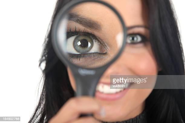 Wunderschöne Detektiv