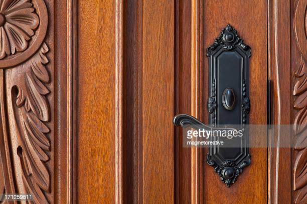 Magnifique porte