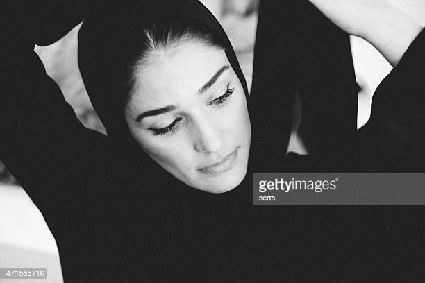 Hermosa mujer Emirati