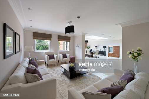 beautiful family lounge
