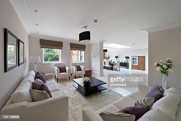 Magnifique salon familial