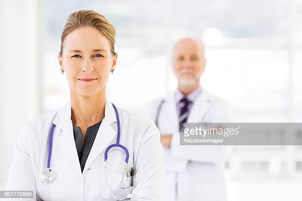 Bela médica no Hospital