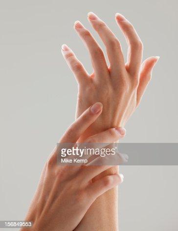 Beautiful Femine hands