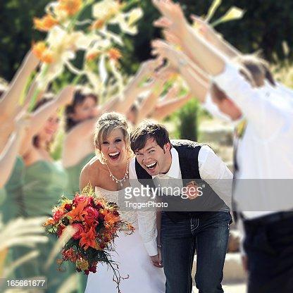 Beautiful Fun Wedding