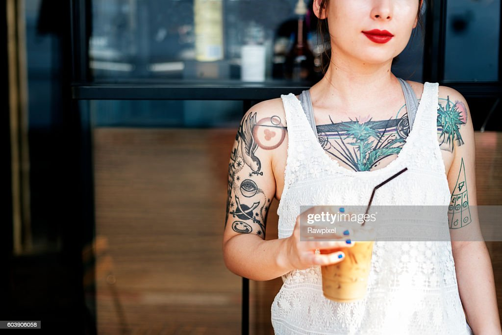 Teen gril full tattoo opinion you