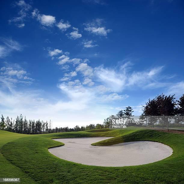 Wunderschönen Golfplatz – XXL
