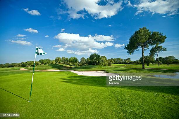 Wunderschöne golf park