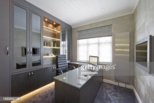 Beautiful Home Office beautiful home office stock photo | getty images