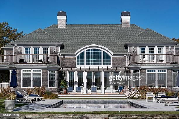 S VINEYARD MASSACHUSETTS UNITED STATES Beautiful home with pool West Tisbury Martha's Vineyard