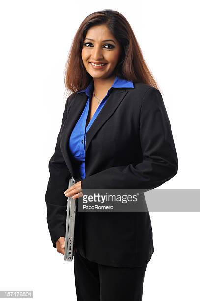 Beautiful Indian businesswoman
